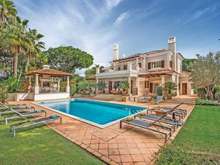 5 bedroom Villa in Quinta do Lago, Faro, Portugal : ref 5238973