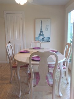 Dining Area For Meals In!