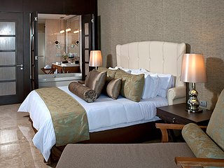 Experience a stay at the luxurious Vidanta Grand Luxxe Resort 2 Bedroom Suite