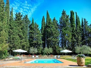 7 bedroom Villa in Case Bolzano, Tuscany, Italy : ref 5228909