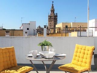 Seville Centre: Bright and Quiet Apartment close to the Cathedral