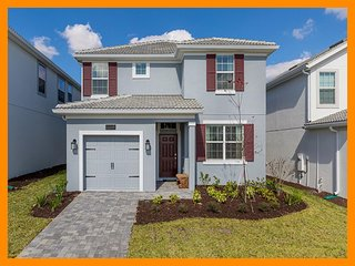 Championsgate 274 - 5* villa with pool, spillover, game room and near Disney