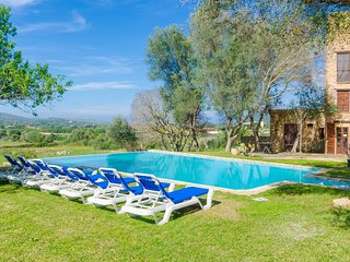 SON XONA - Villa for 10 people in CAPDEPERA