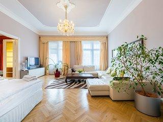 Wenceslas Square Apartment