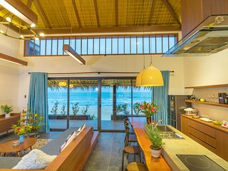 Jack Tran's Beach House is the best and romantic place to stay and relax