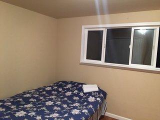 Comfortable Clean Bedroom