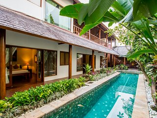 Villa Royal 3br Peaceful & Sensual Atmosphere in Central Seminyak