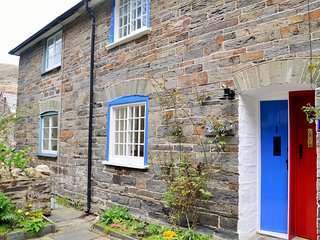 DBOSC Cottage situated in Boscastle