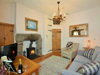 55429 Cottage situated in Betws-y-coed (6mls SE)
