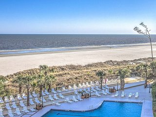 1502 Villamare - Oceanfront & Pool Views