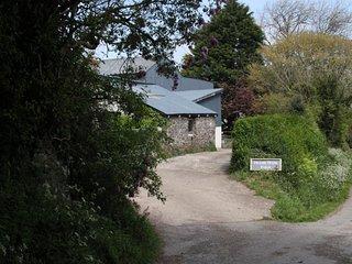 55322 Barn situated in High Bickington (1.5mls SE)