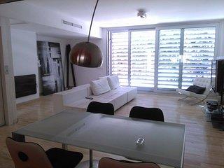 Preciosa casa de diseño vanguardista