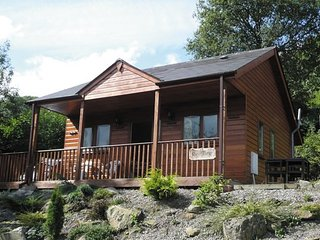BRALO Log Cabin situated in Bewdley (5.5mls NW)