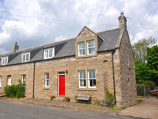 MERSC Cottage situated in Berwick-upon-Tweed (7mls W)