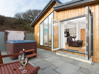 RASC2 Log Cabin situated in Castle Douglas (11mls S)