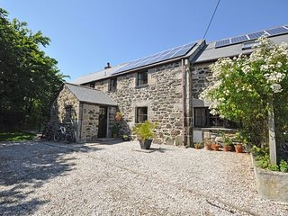TRWAP Cottage situated in Coverack (1ml S)