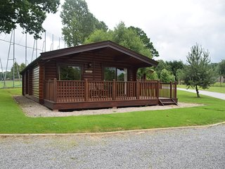 45277 Log Cabin situated in Exeter (5mls W)
