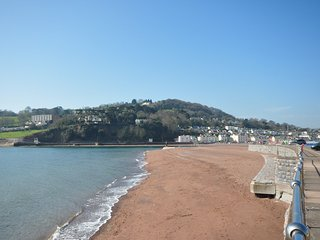 SNCTA Apartment situated in Teignmouth