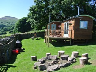 42919 Log Cabin situated in Abergavenny (3mls N)