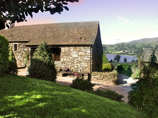 LCC28 Barn situated in Coniston