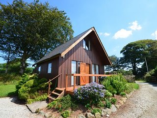 TWIME Log Cabin situated in Boscastle  (11mls E)