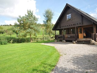 54299 Log Cabin situated in Clearwell