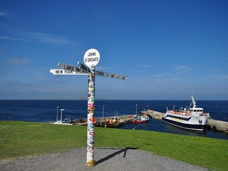 44045 Apartment situated in John O Groats (5mls S)
