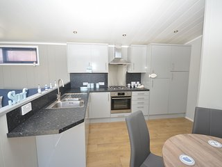 42995 Log Cabin situated in Carnforth