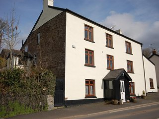 ALHOU House situated in Exmoor National Park (8mls SW)