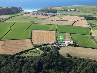 45285 Barn situated in St Agnes (2.5mls SW)