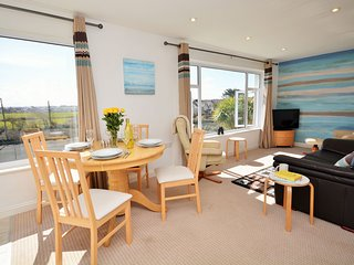 DVIEW Apartment situated in Bude (1.5mls N)