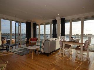 Spacious apartment with breath-taking views