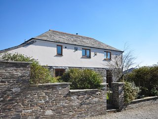 GRCOB Barn situated in Port Isaac (5mls S)