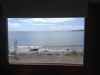 Casa en primera línea de costa en Playa Quemada