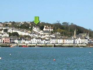 GABLE Apartment situated in Appledore