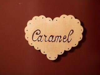Home Sweet Home Caramel