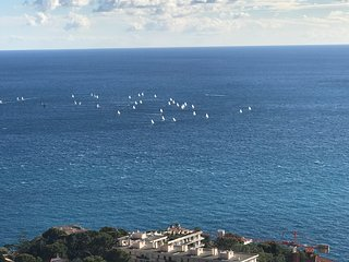 Cap d' Ail - Monaco - 2/3 rooms - 6 people - Amazing see view - Infinity Pool