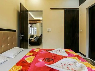 DP service apartment - Navi Mumbai - Bedroom 4