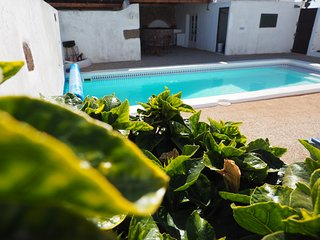 Casa Rural con wifi y piscina privada climatizada 4px