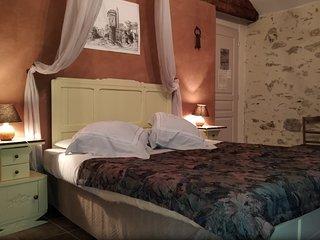 Chambres d'hôtes Le Donjon au Domaine de la Lucarlière