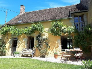 4 bedroom Villa in Commecy, Bourgogne-Franche-Comte, France : ref 5586203