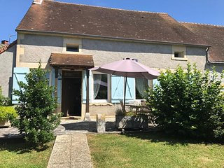 4 bedroom Villa in Les Pontots, Bourgogne-Franche-Comte, France : ref 5586204