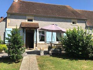 4 bedroom Villa in Les Pontots, Bourgogne-Franche-Comté, France : ref 5586204