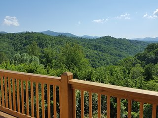 Beautiful Views in the Heart of the Blue Ridge Mountains