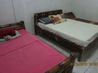 House, renting room for travelers,