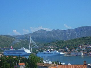 In Dubrovnik with Internet, Air conditioning, Parking, Terrace (914853)