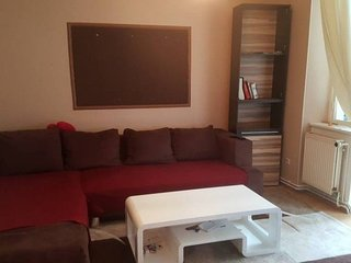 Apartment in the center of Hanover with Internet, Parking, Balcony, Washing mach
