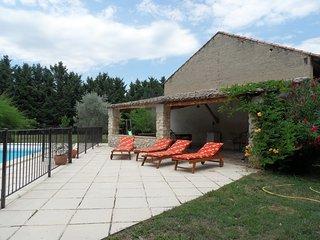 Mas authentique-piscine Alpilles et Luberon - Promotion 25 aout-1er sept 1500 €