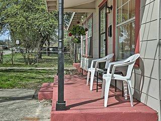 NEW! Cozy 2 Unit San Antonio Duplex Near Downtown