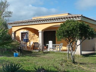 2 bedroom Villa in Pittulongu, Sardinia, Italy : ref 5489340
